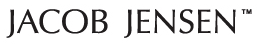 Jacob Jensen logo