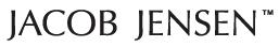 Jacob Jensen logo
