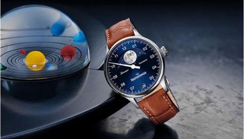 Meistersinger horloges bij Juwelier Driessen in Haarlem