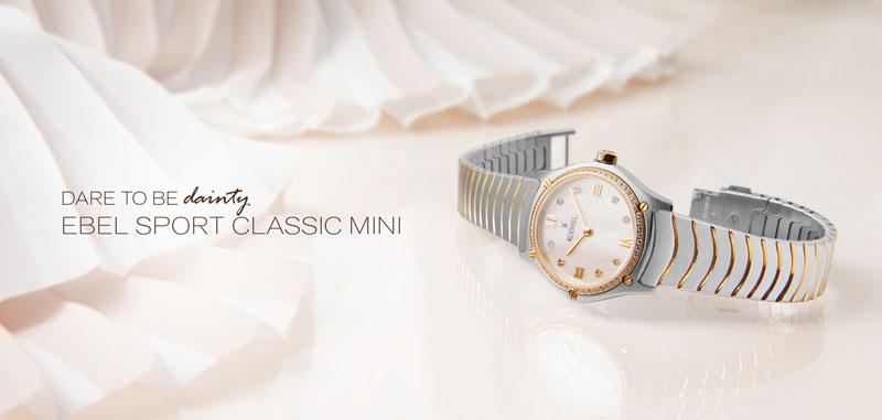 Ebel horloges juwelier Haarlem